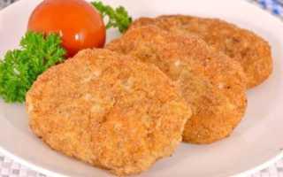 Куриные котлеты скапустой: простые ивкусные блюда!