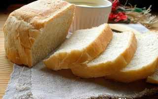 Белый хлеб вдуховке— вкусная домашняя выпечка. Лучшие рецепты белого хлеба вдуховке наводе, молоке, простокваше