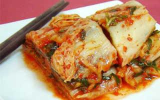 Вкусные рецепты кимчи из пекинской капусты