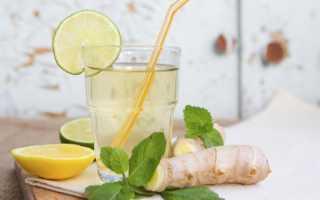 Чай с имбирем и лимоном – лучшие рецепты для вашего здоровья