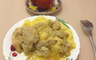 Курица, тушеная в сметане на сковороде: рецепт с фото, как сделать вкусно