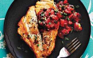 Рыба в томатном соусе – вкусное блюдо к праздничному и повседневному столу
