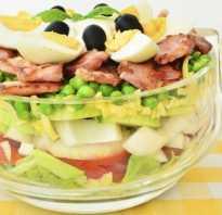 Салат с перепелиными яйцами — 8 рецептов