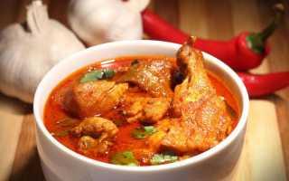 Курица с карри: 5 супер рецептов для всей семьи