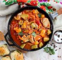 Курица с овощами на сковороде — 7 рецептов приготовления