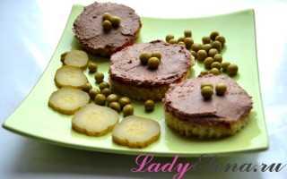 Паштет из куриной печени, простые рецепты приготовления паштета в домашних условиях