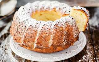 Творожный кекс — 8 вкусных рецептов в духовке и мультиварке