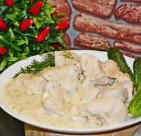 Курица в сметанном соусе: 7 рецептов в духовке, мультиварке, на сковороде