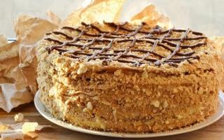Торт Наполеон — 6 классических рецептов советского времени