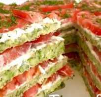 Торт из кабачков – 8 рецептов