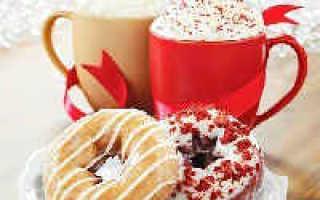 Пончики — 6 классических пошаговых рецептов