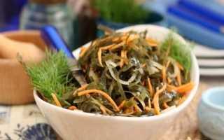 Секреты приготовления морской капусты: все о ламинарии