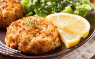 Вкусные рыбные котлеты приготовленные в духовке — 4 рецепта