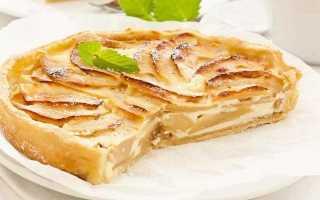 Творожная запеканка с яблоками – самые вкусные рецепты для детей и не только!