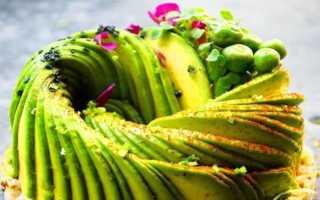 Салат с авокадо — ТОП 10+ восхитительно простых рецептов