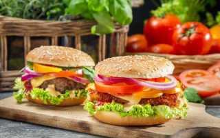 Рецепт гамбургеров – готовим «короля фаст-фуда» дома