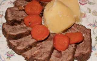 Говядина, запеченная в рукаве в духовке: рецепты вкусного и сочного мяса