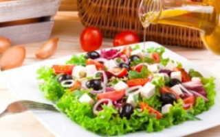 Салаты из брынзы – изысканные кулинарные шедевры быстрого приготовления –