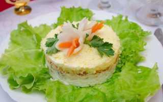 Салат нежный – 10 рецептов приготовления