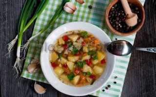 Гречневый суп с курицей — 7 рецептов приготовления