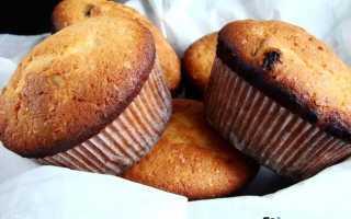Овсяные кексы без муки — рецепт с пошаговыми фото