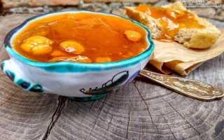 Джем из абрикосов: рецепт с тонкостями приготовления