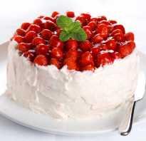 Фруктовый торт – 9 рецептов приготовления легкого торта