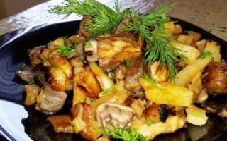 Пюре из картофеля с шампиньонами: фото и рецепты приготовления вкусных блюд