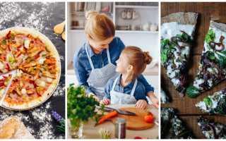 Как приготовить пиццу вместе с детьми? в Екатеринбурге