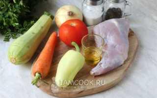 Кролик тушеный с овощами (в духовке мультиварке): рецепты – Ешь Здорово!