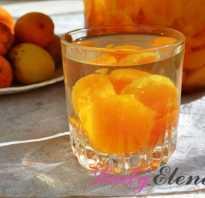 Заготовка на зиму оригинальных компотов из абрикосов