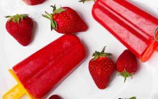 Как сделать фруктовый лед дома: простые пошаговые рецепты
