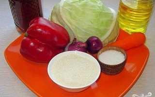 Маринуем капусту с болгарским перцем: быстро, легко, с фото и секретами вкуса