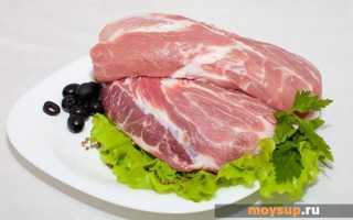 Рецепт салата с мясом свинины: зовем гостей!