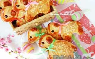 Пасхальные барашки из теста – 7 рецептов