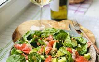 Вкусные весенние салаты: 10 простых рецептов с фото