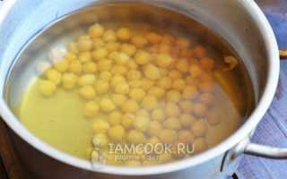 Кюфта-бозбаш — азербайджанский суп с тефтелями