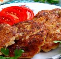 Курица по-албански. Как приготовить котлеты по-албански из курицы