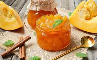 Варенье из тыквы — 8 вкусных рецептов приготовления