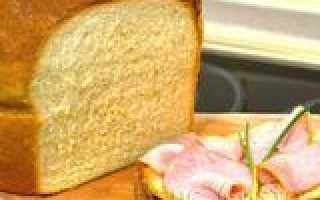 Хлеб рецепт дрожжевой