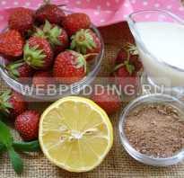 ТОП-5 витаминных клубничных супов