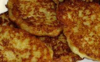 3 рецепта вкуснейших картофельных драников на сковороде + 2 видео