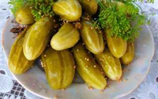 Хрустящие маринованные огурцы — 7 очень вкусных рецептов на зиму