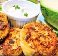 Капустные котлеты из белокочанной капусты — простые рецепты чтобы вкусно и полезно поесть