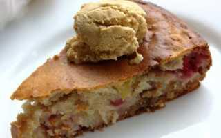 Домашние брусничные пироги — 8 рецептов