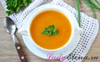 Суп из тыквы: как быстро приготовить вкусный суп-пюре