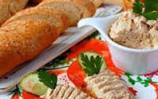 Бутерброды с печенью трески — 7 рецептов приготовления на праздничный стол