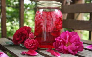 Простые рецепты варенья из лепестков роз