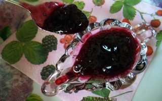 Смородина, протертая с сахаром – подготовка ягод и разные рецепты +