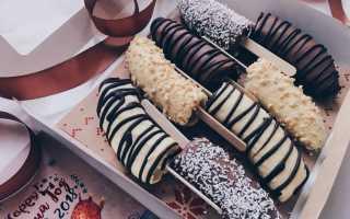 Бананы в шоколаде — забавный десерт и веселые хлопоты